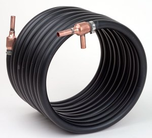 KEG KING COUNTERFLOW WORT CHILLER
