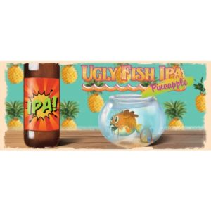Alternative Product PhotoAlternative Product Photo Pineapple Ugly Fish IPA