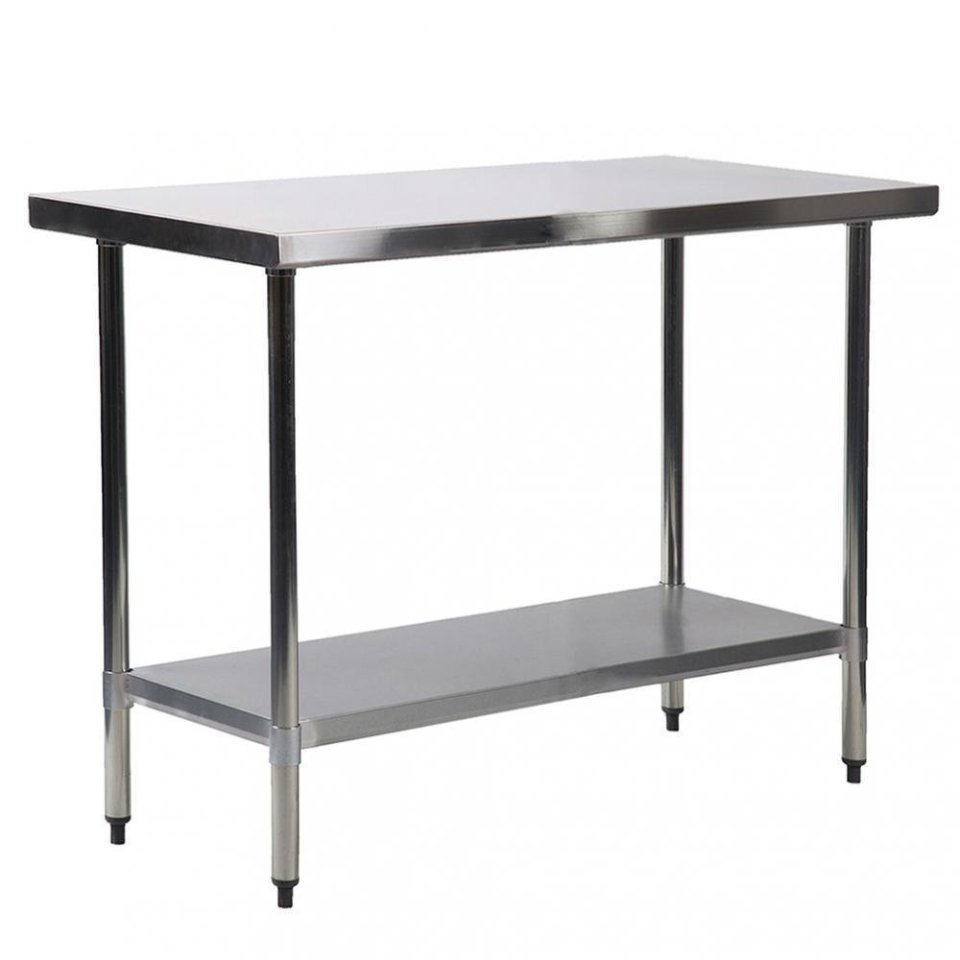 Stainless Steel Kitchen Work Table Commercial Kitchen Restaurant table