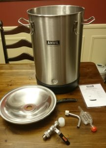 Hands on Review: Anvil Bucket Fermentor