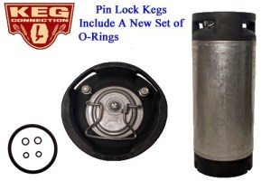 pin lock keg kegconnection