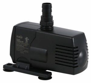 EcoPlus 290 GPH (1098 LPH, 17W) Submersible Water Pump w/ 6 ft Power Cord | Aquarium, Fish Tank, Fountain, Pond, Hydroponics