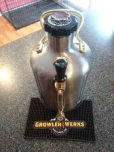 Hands on Review: GrowlerWerks uKeg 128 Pressurized Growler!