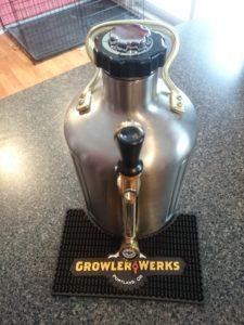growlerwerks ukeg review
