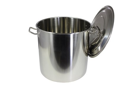 Concord Cookware S4242 Stainless Steel Stock Pot Kettle, 60-Quart