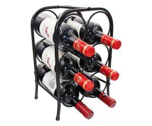 6 bottle wine rack homebrew finds