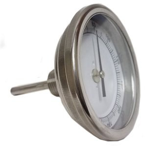 "Thermometer 1/2"" NPT (2.5"" Probe)"