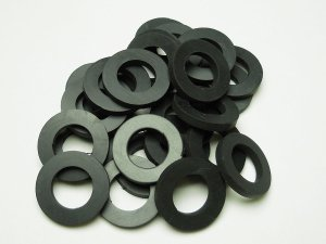 Brewery Gaskets 25-Pack EPDM Beer Line Coupling Washer