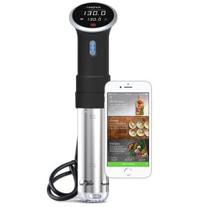 Anova Culinary Sous Vide Precision Cooker | WI-FI + Bluetooth | 900W | Anova App Included
