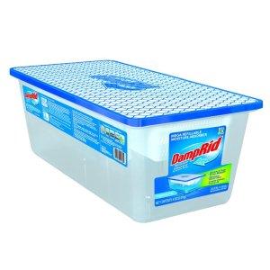 DampRid FG280 Refillable Moisture Absorber, 5 lb, Fragrance Free