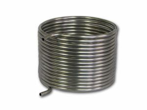 """Coldbreak Brewing Equipment CBHC1250SS Herms Coil, 1/2"""" by 50', 0.5"""" OD, Stainless Steel, Silver"""