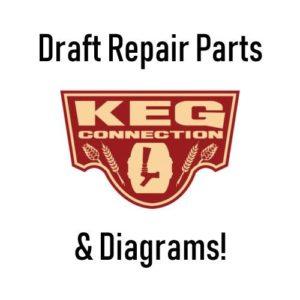 keg kegerator homebrew draft repair parts