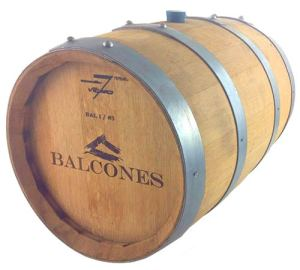 Used 5 Gallon French Oak Whiskey Barrel