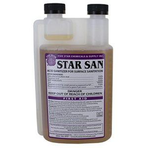 Five Star Star San Sanitizer (32 oz)