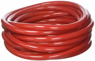 Accuflex Red PVC Tubing, 5/16 in ID – 100ft