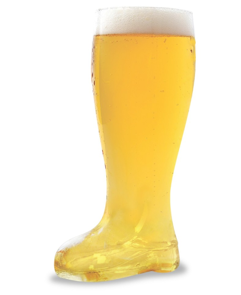 Vintage inspired Das Boot Glass