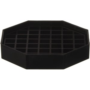 Winco DT-45, Medium, Black (Pack of 4)