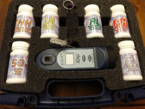 Hands on Review: Sensafe eXact Smart Brew iDip Water Test Kit