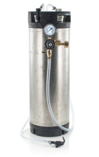 Lo Basico Ball Lock Keg System (USED KEG)
