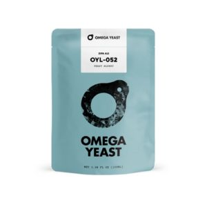 OYL052 DIPA Ale - Omega Yeast OYL052