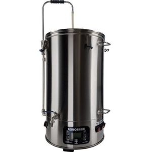BrewZilla 17 Gallon Robobrew V3 All Grain Brewing System With Pump - 65L (220v)