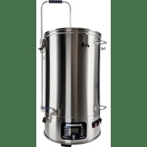 robobrew brezilla v3 all grain brewing system with pump 220v