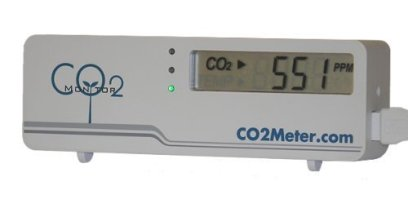 CO2Meter Mini CO2 Monitor