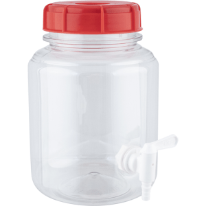 FerMonster 1 Gallon Ported Carboy With Spigot FE261