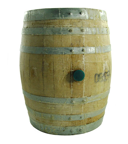Used Honey Whiskey Barrel - 5 Gallon