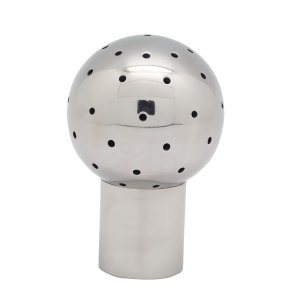 "Stainless Steel Fixed Tank Spray Ball NPT 1/2"" Female connection 360 degree CIP Cleaning Ball (1/2"")"