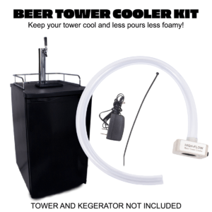 Beer Tower Cooler Kit
