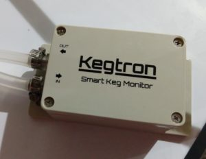 Hands on Review: Kegtron Smart Keg Monitor