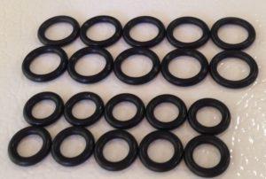 Corny Keg (Soda Keg) O-ring Kit - Dip Tube & Post (Ball or Pin Lock Keg Orings)