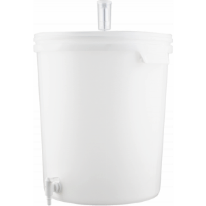 8 Gallon Fermenting Bucket with Spigot, Lid & Air Lock Homebrew Beer Wine Spirit