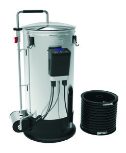 The GrainFather with New Connect Controller