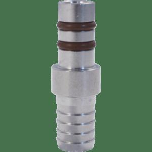 Stainless Steel Growler Filler - Fits Intertap Faucets D1219