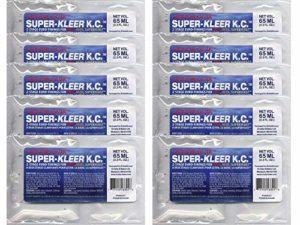 Super-Kleer KC Beer and Wine Clarifier - 10-Pack