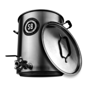 V3 - 15 GALLON BREW KETTLE - 1 COUPLER