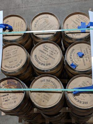5 Gallon Fresh Empty Bourbon Barrel