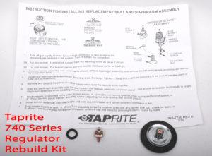 Taprite Regulator repair kit