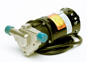 X-Dry Stainless Steel-Inline Chugger Pump