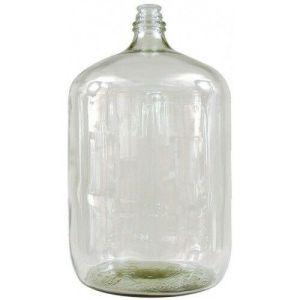 Italian 6.5 Gallon glass carboy- Threaded Neck - Homebrew Beer Wine Moonshine