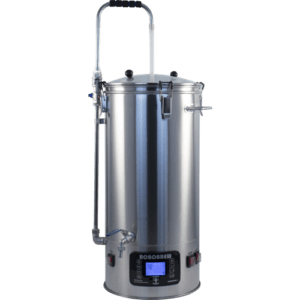 Robobrew / BrewZilla V3 All Grain Brewing System With Pump - 35L/9.25G AG475A