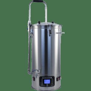 Robobrew / BrewZilla V3 All Grain Brewing System With Pump - 35L/9.25G AG475A