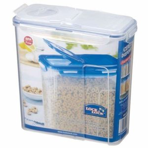 LOCK & LOCK Cereal Dispenser Food Storage Container 131.87-oz / 16.48-cup