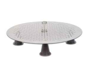 """COLDBREAK 13.25"""" False Bottom, Stainless Steel, Drop in Design, Easy Cleaning & Removal, Fits 10 Gallon Northern FF Mash Tun"""