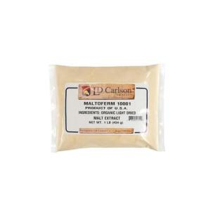 BRIESS MALTOFERM ORGANIC DRIED MALT EXTRACT (DME) - 1 LB