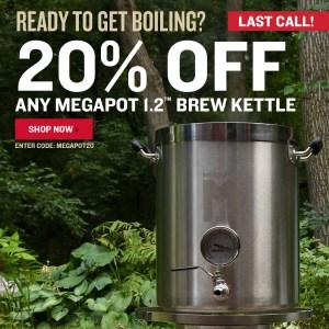 northern brewer megapot deal