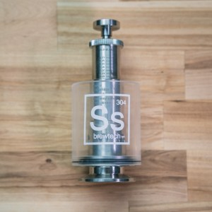Ss Brewtech Sspunding Valve - Scaled (Up to 3BBL) FE892B