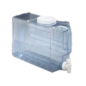Arrow Plastic 00744 Slimline Beverage Container, 2.5-Gallon